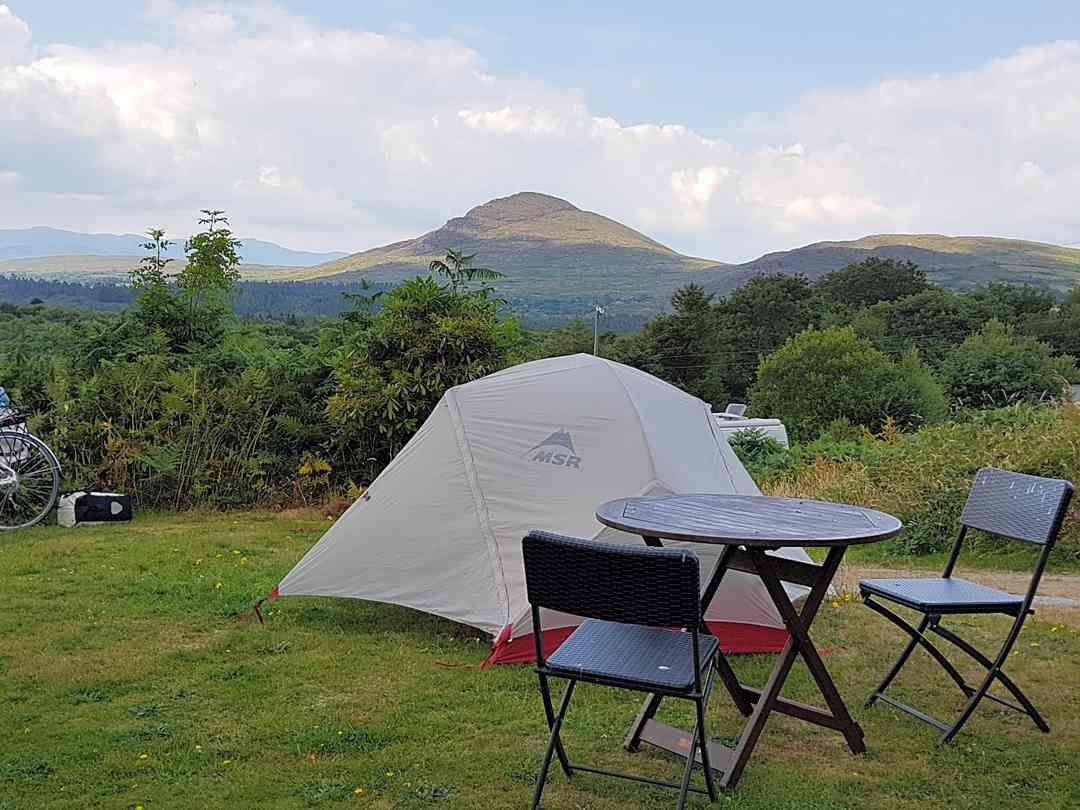 Book Motorhome Campsites & Campervan Sites in Galway