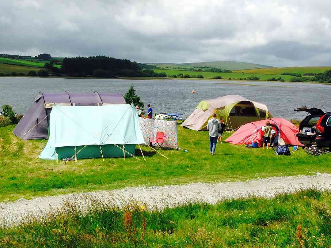 Siblyback Lake Campsite