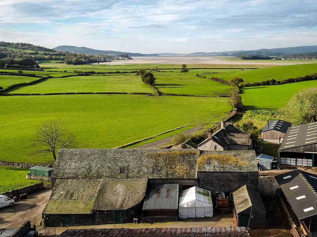 Set in peaceful Cumbrian countryside