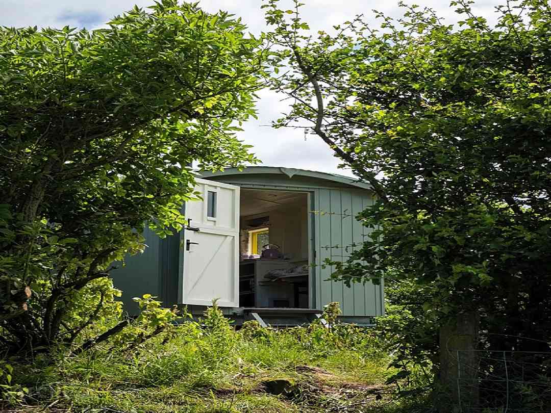 Dale Head Farm Shepherds Hut
