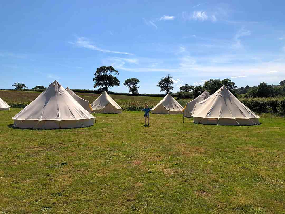 Exmouth Country Lodge and Prattshayes Campsite