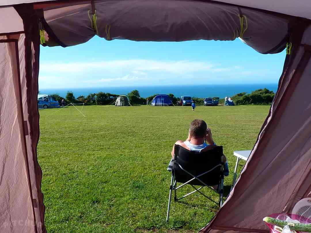 Talywerydd Touring and Camping Park