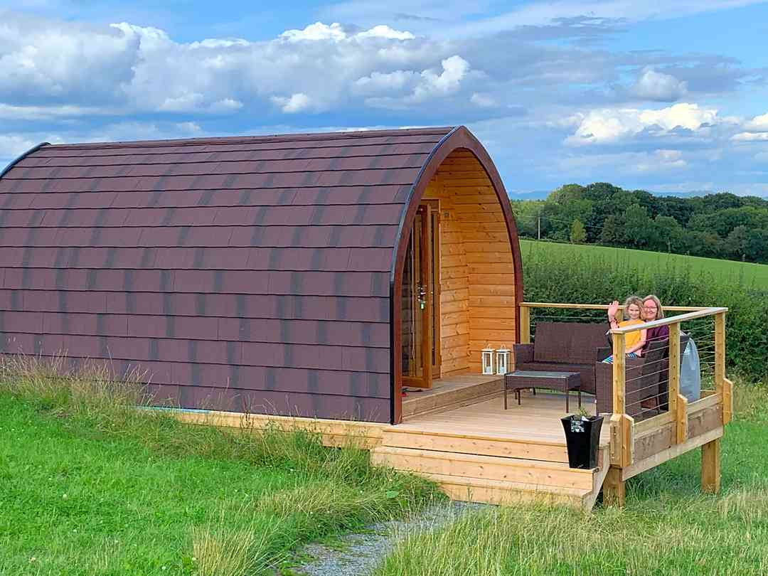 Darnells' Farm Luxury Glamping