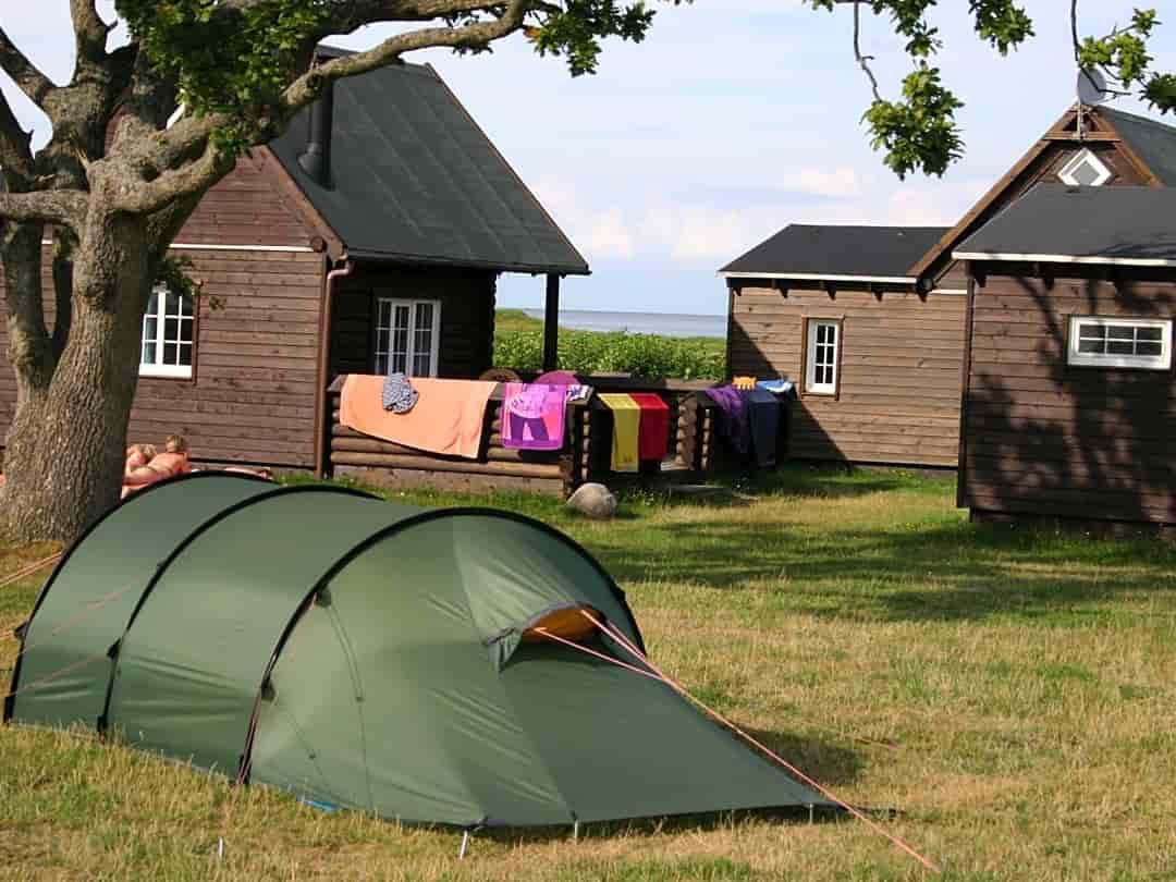 Finn billige teltplasser i Danmark Pitchup®