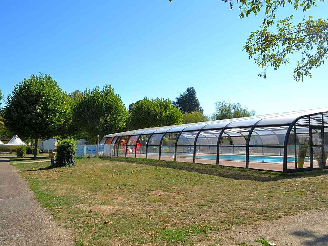 Camping Le Vert Lagon