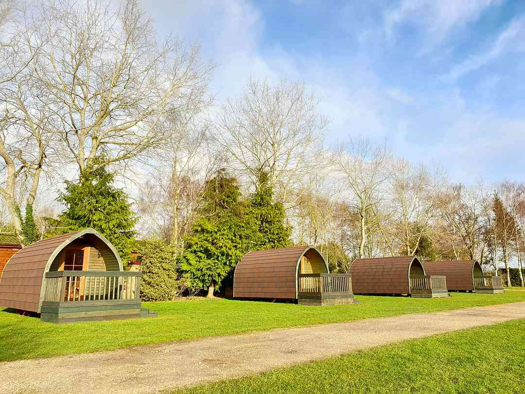 Puddledock Farm Caravan Site
