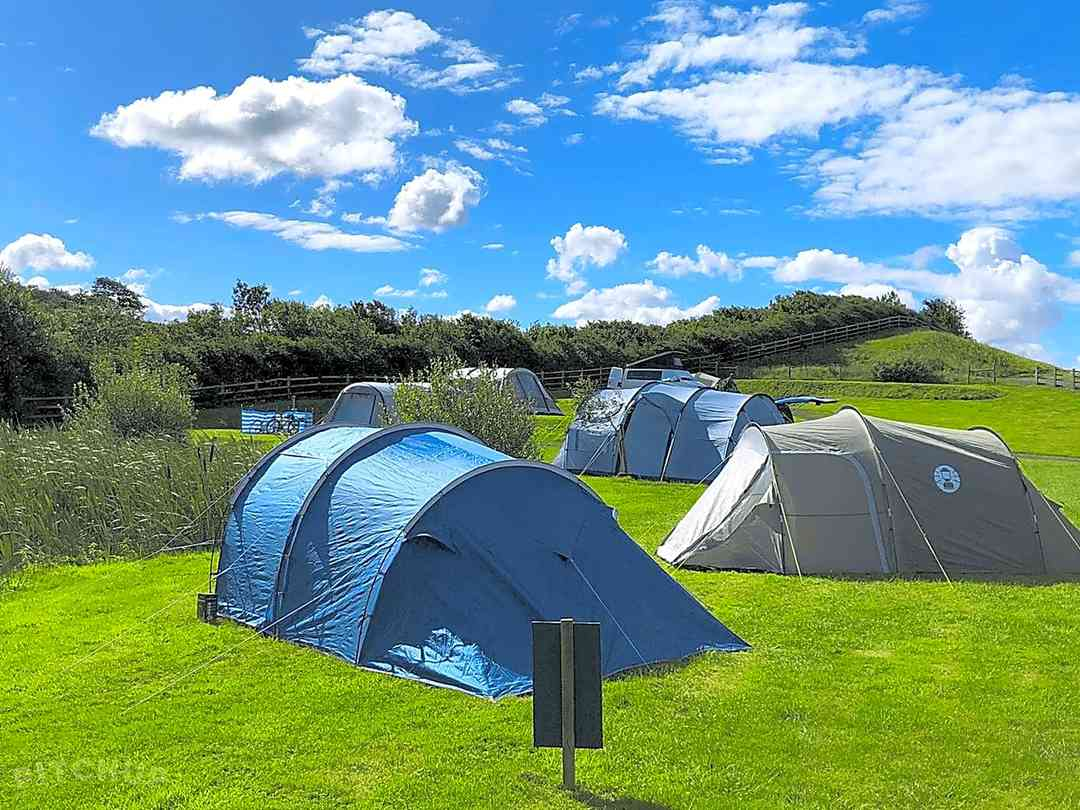 Adventure Camping: Camping in North Devon