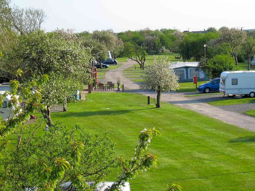 Orchard Park Touring Caravan and Camping