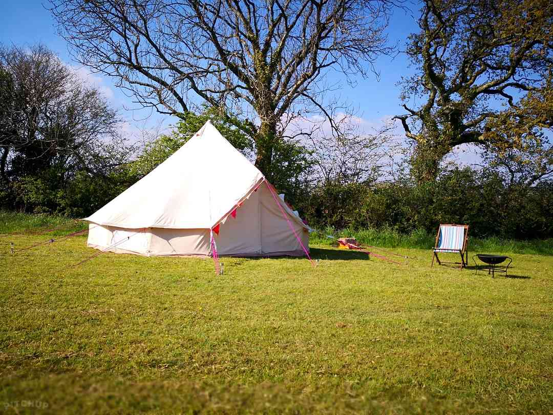Middle Dean Farm Camp Site