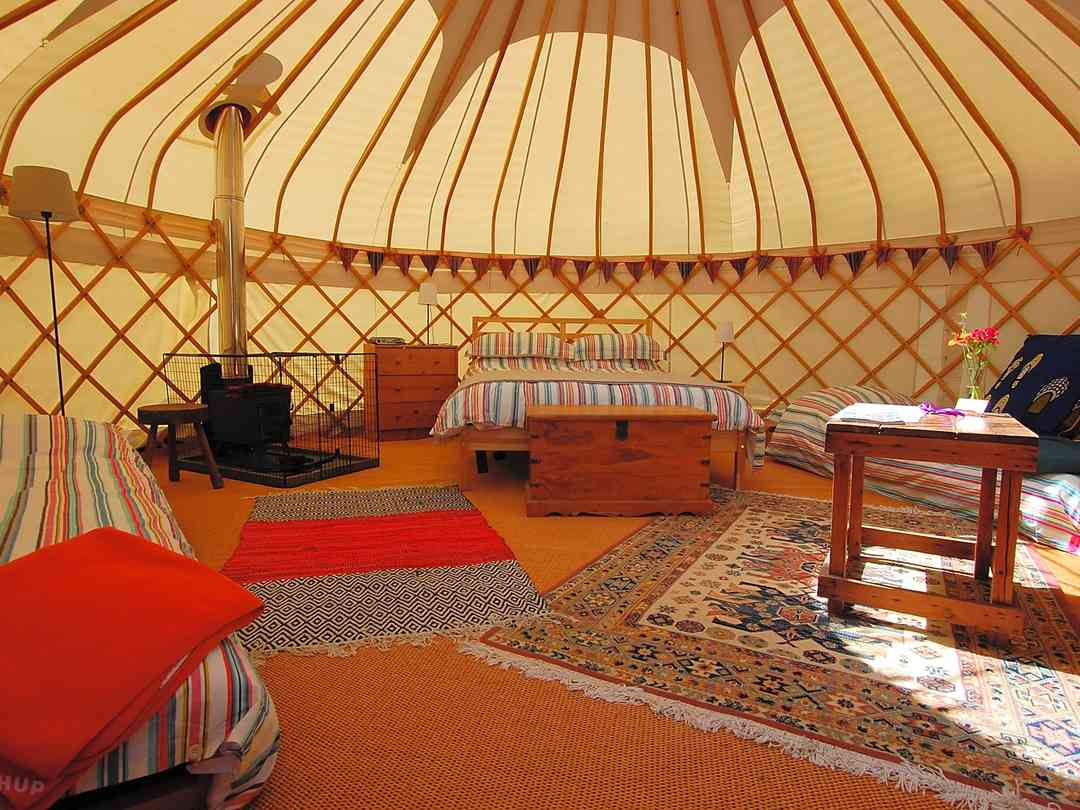 Valley Yurts