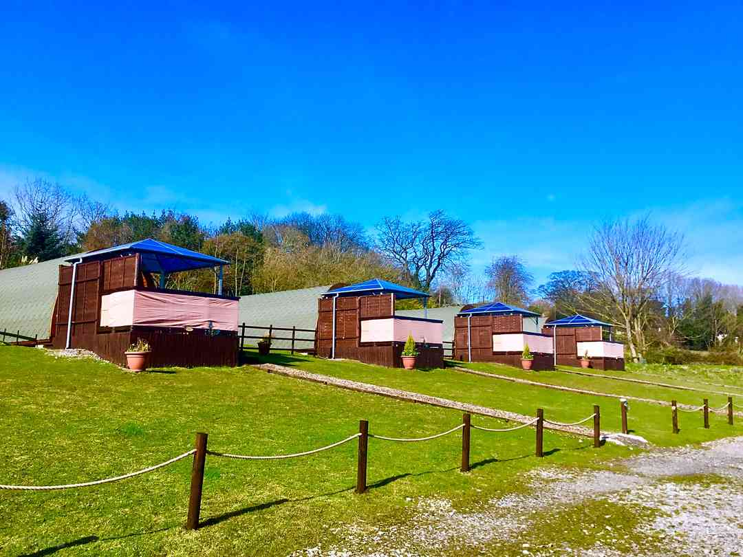Acorn Holiday Luxury Glamping Pods