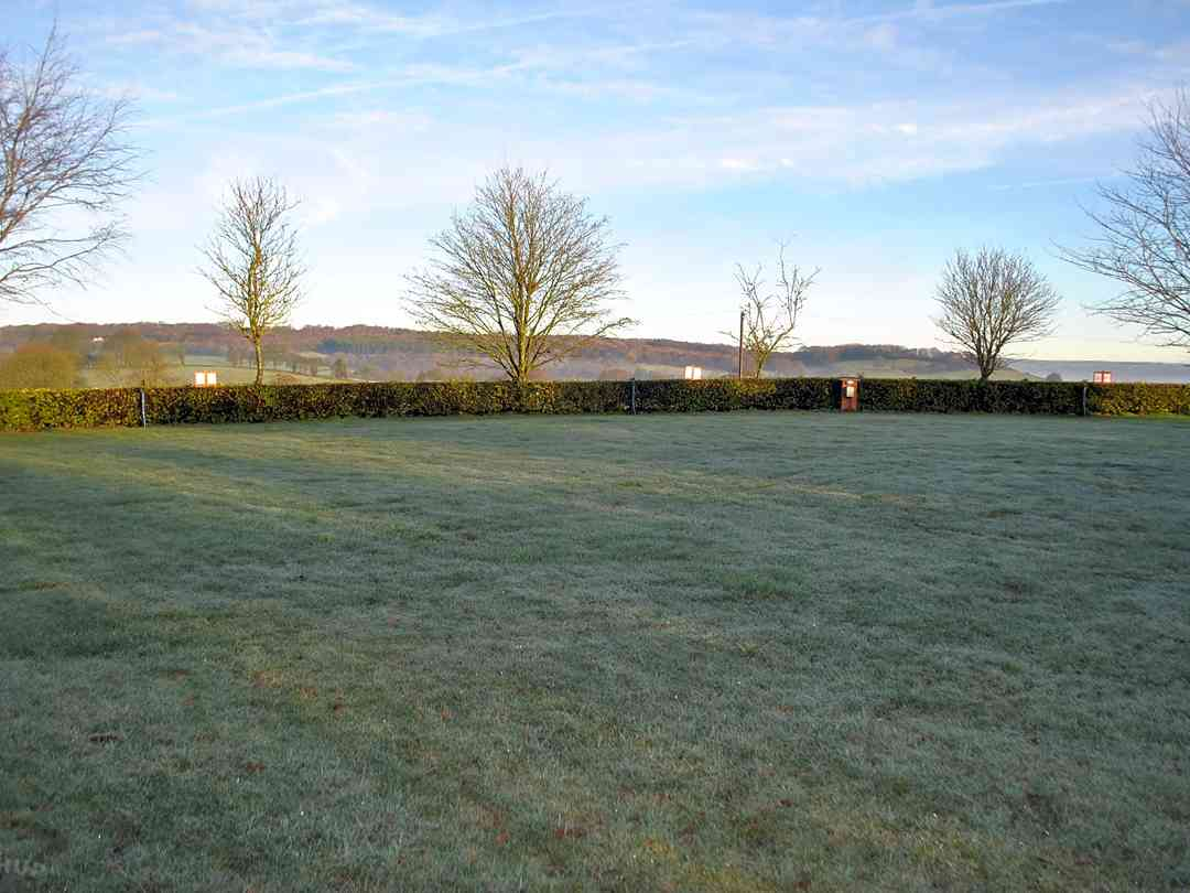 Ashbourne - Camping and Caravanning Club Site - The