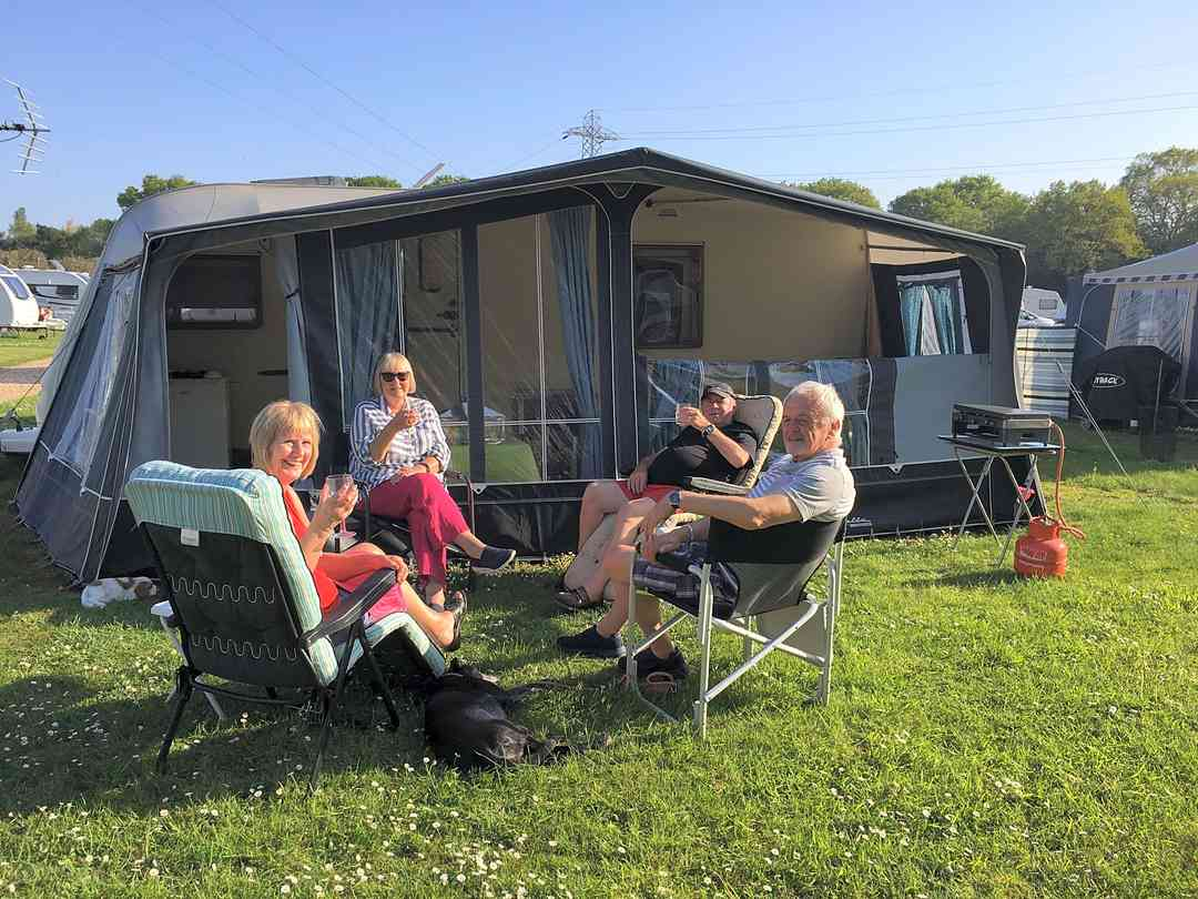 Back of Beyond Touring, Camping and Glamping Park