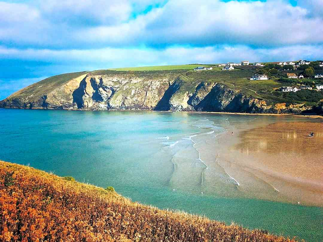 Music Water Touring Park: Mawgan Porth