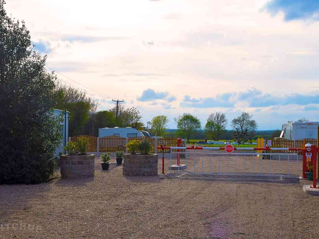 Olive Tree Caravan and Camping Park