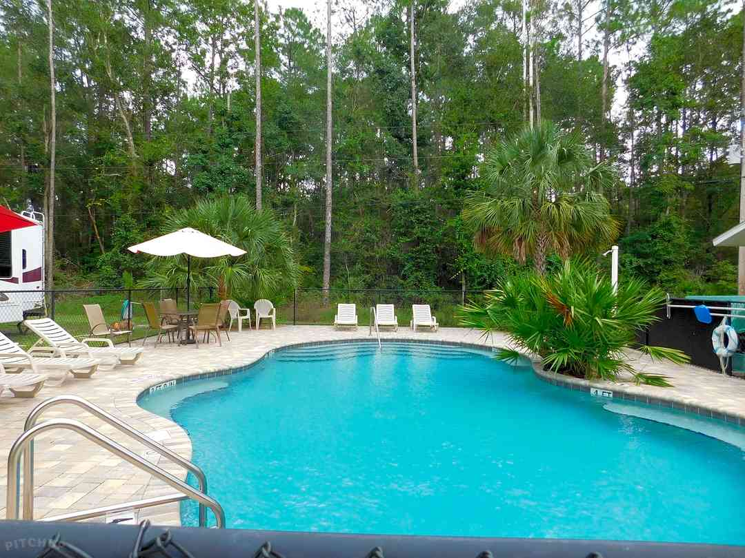 Suwannee River Hideaway Campground