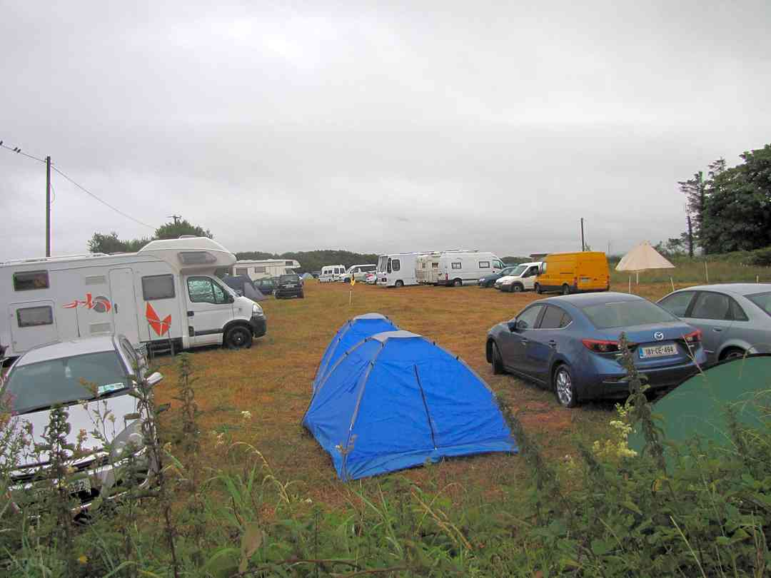 Book Motorhome Campsites & Campervan Sites in Republic