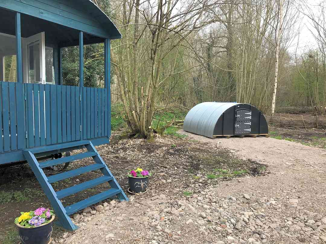 Wrekin Forest Events Camping