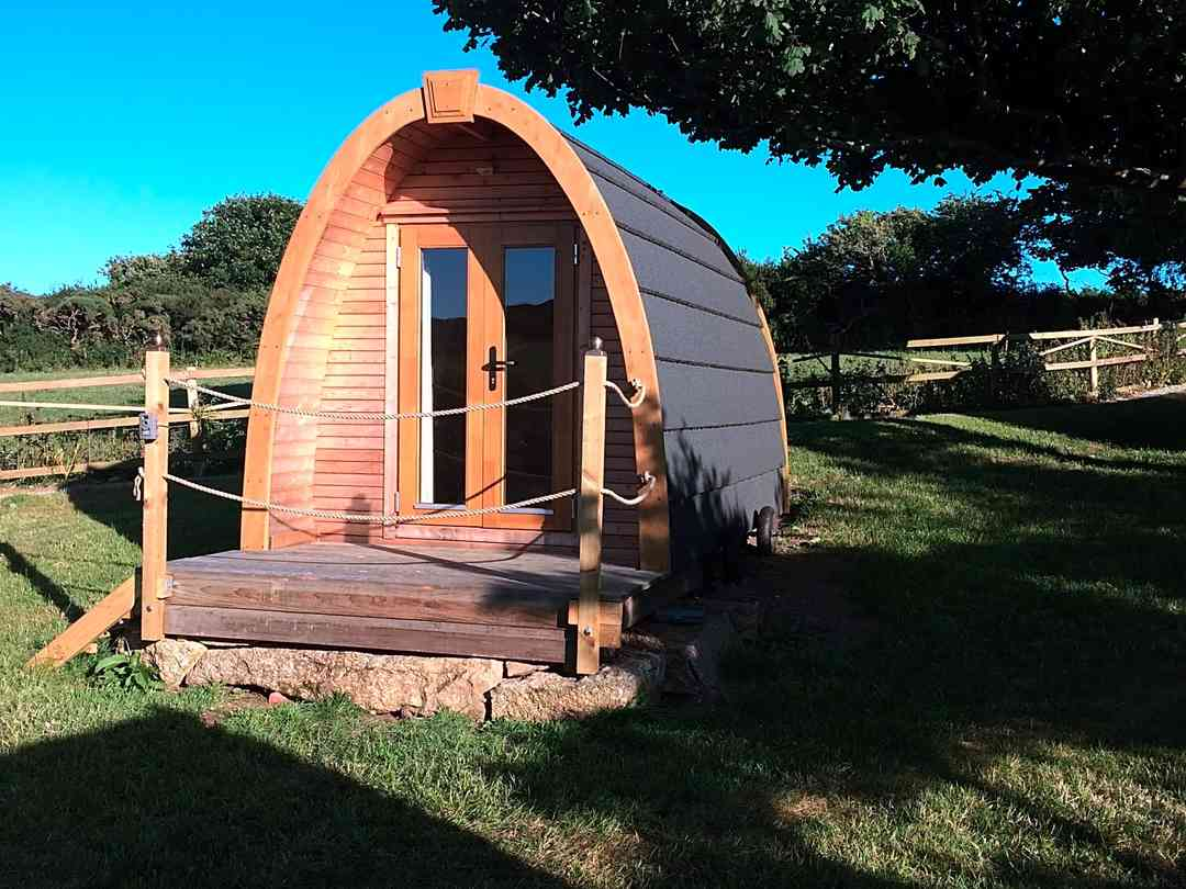 Kernow Camping Pods
