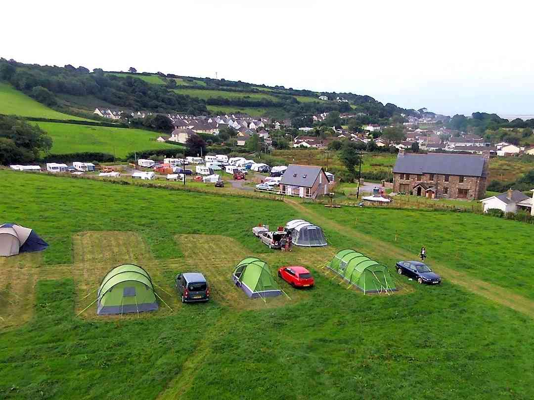 Ferryside Farm Caravan Park and Campsite