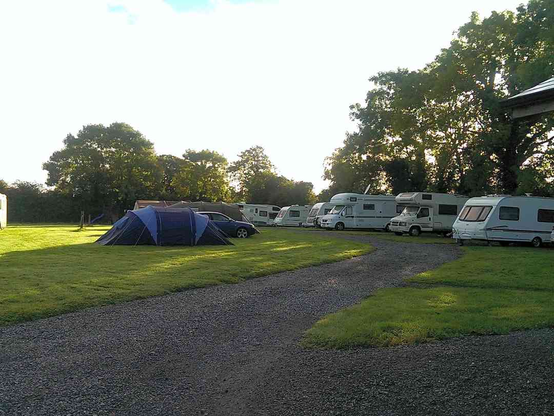 Portlaoise, Co. Laois Campsites and Holiday Parks