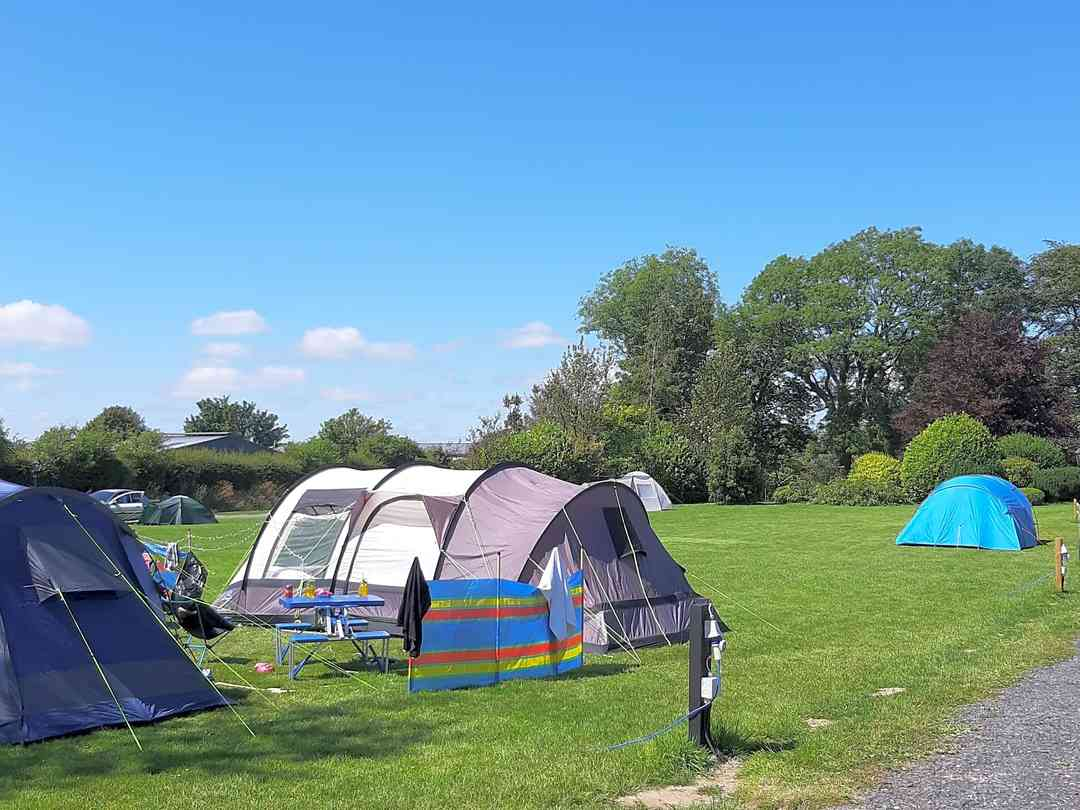 The 5 MOST BEAUTIFUL and scenic CAMPING sites in Ireland