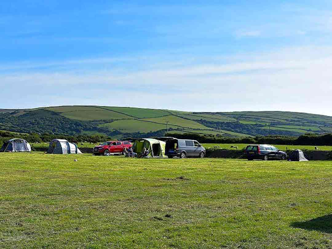Wideacres Camping