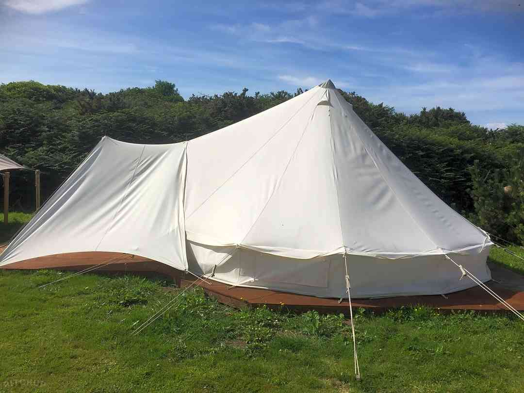 camping tent hire north west