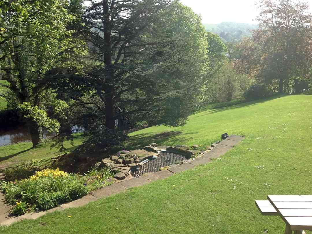 Stunning views from Stepping Stones conservatory