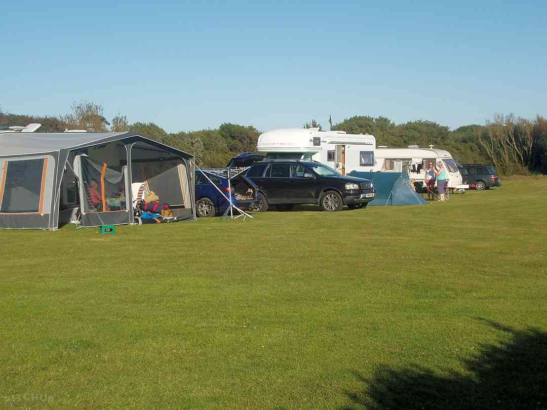Find Cheap Tent Camping Sites In Cornwall Pitchup