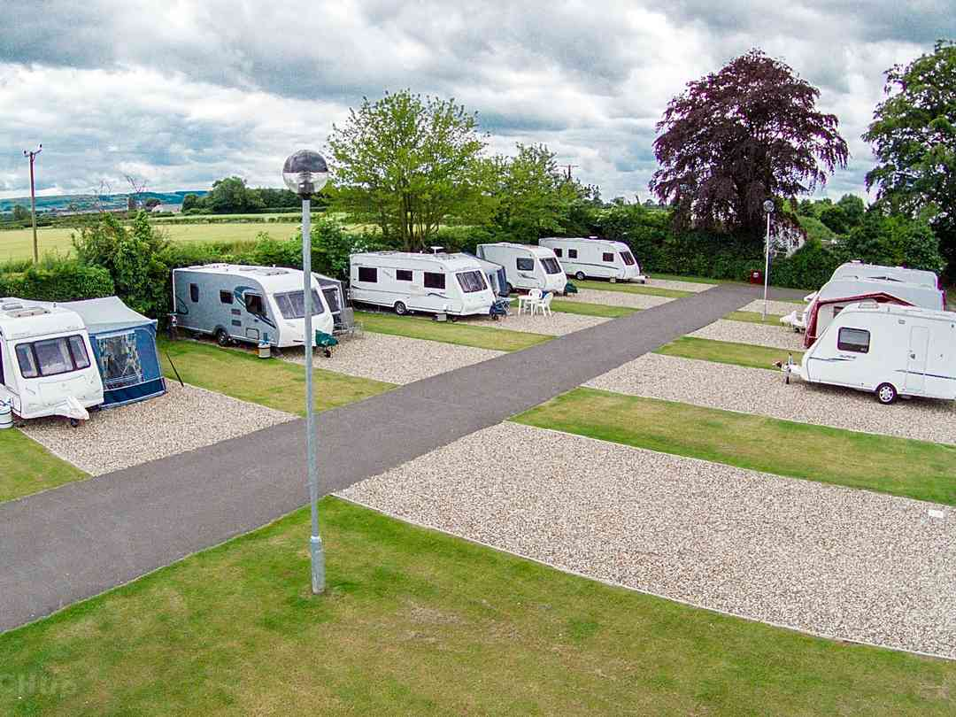 Jasmine Park: Highest quality pitches as standard