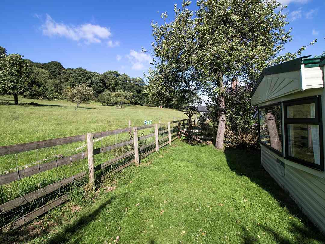 Woodlands and Orchard View Holidays: Fabulous views