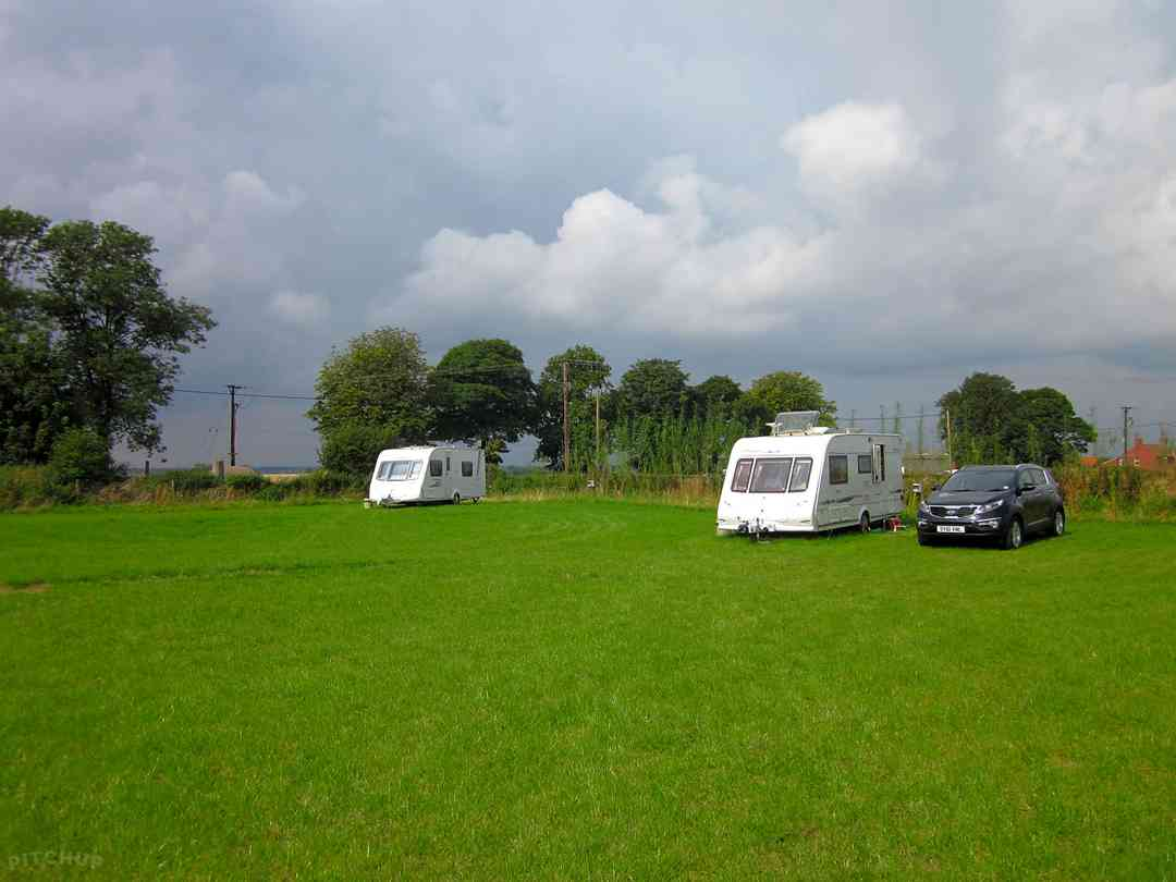 Larkrise Holiday Site