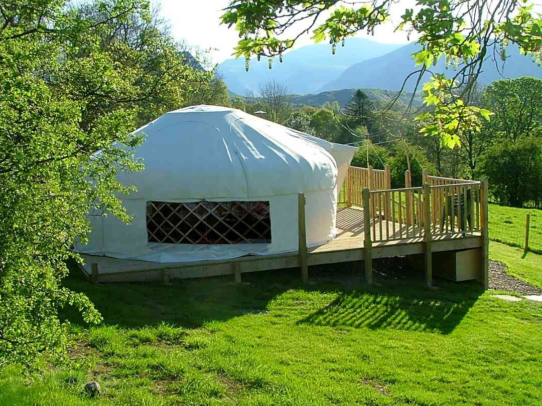 Wasdale Yurt Holiday