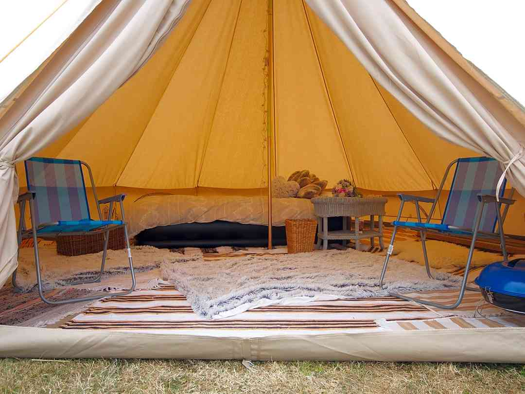Bell Tents Wales