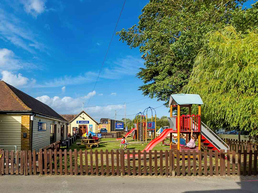 Marlie Holiday Park: Adventure playground