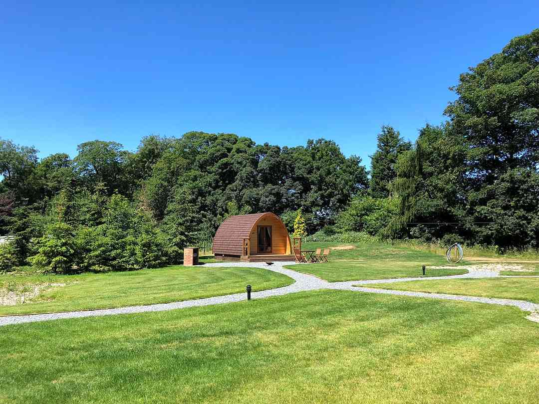 Little Wold Away Glamping