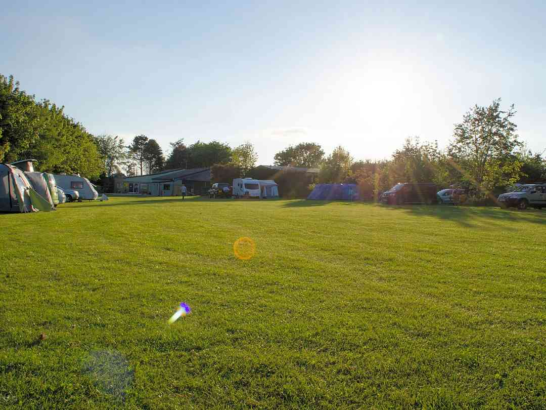 Branscombe Airfield and Camping