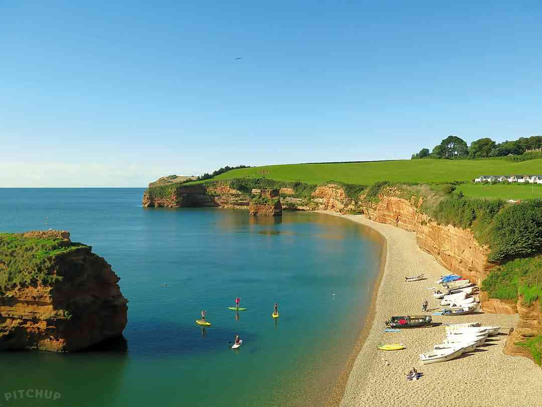 Ladram Bay Holiday Park, Budleigh Salterton Updated 2020