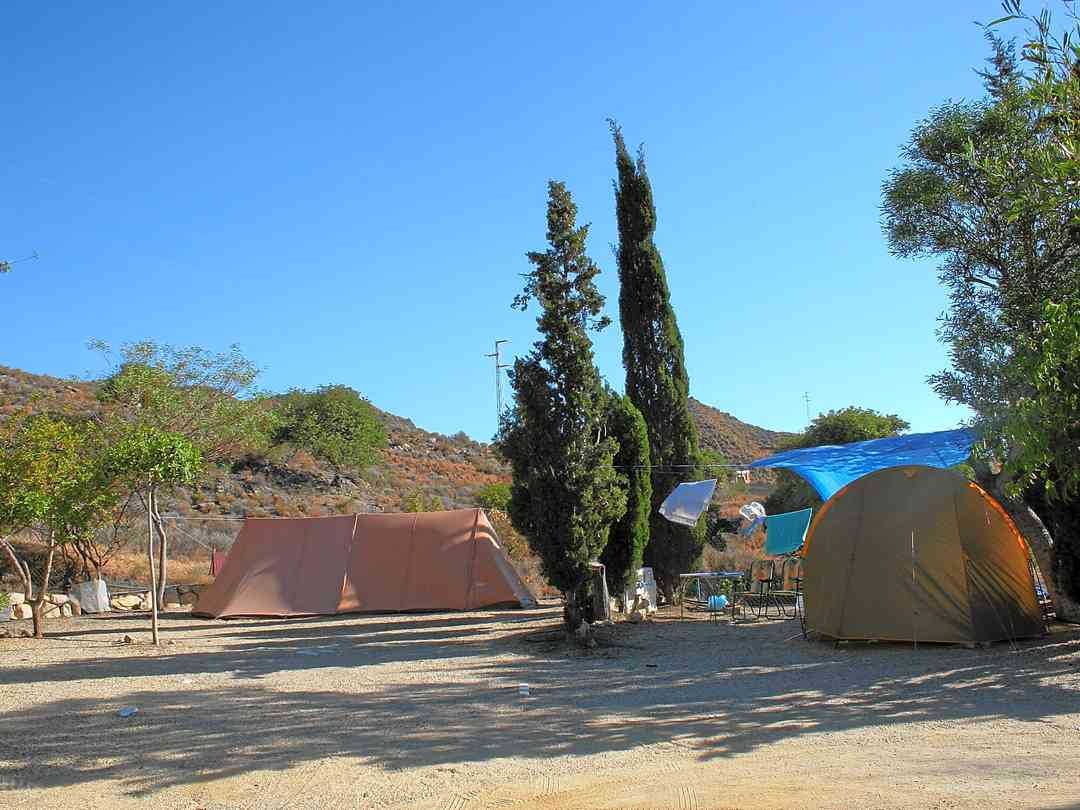 Camping Sopalmo: Clear sky