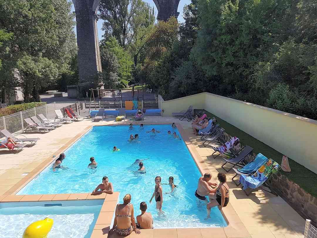Camping des Rives d'Auzon