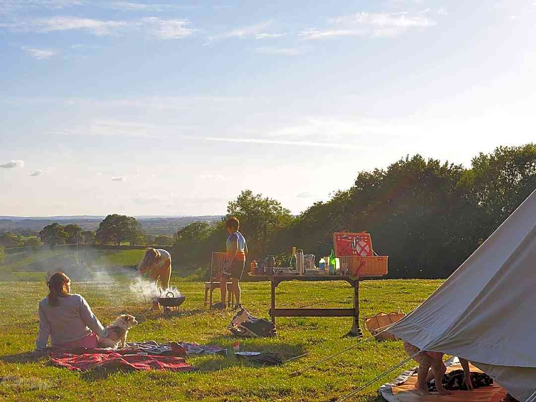 Gold Hill Glamping