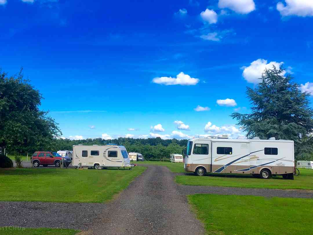 West Down Orchard Touring and Camping Park
