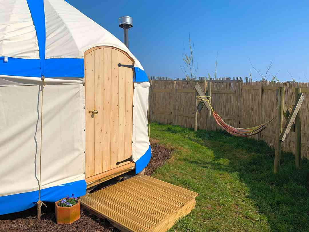 West Kellow Yurts