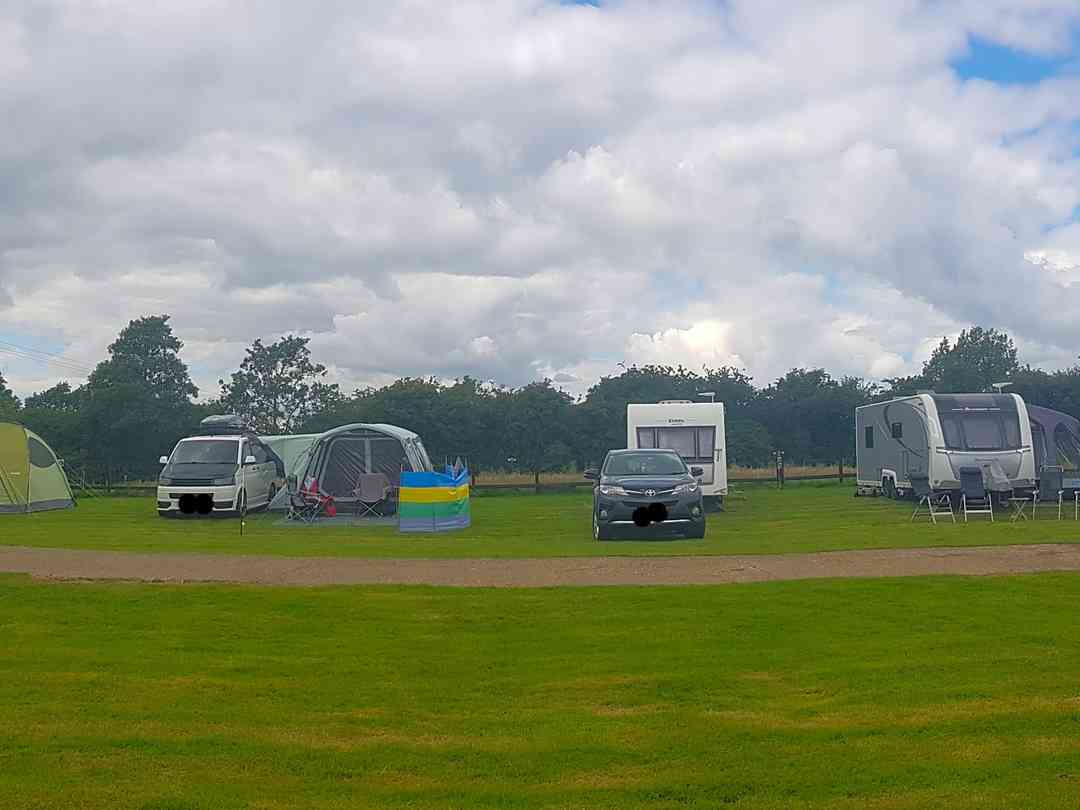 Garth Farm Caravan and Camping