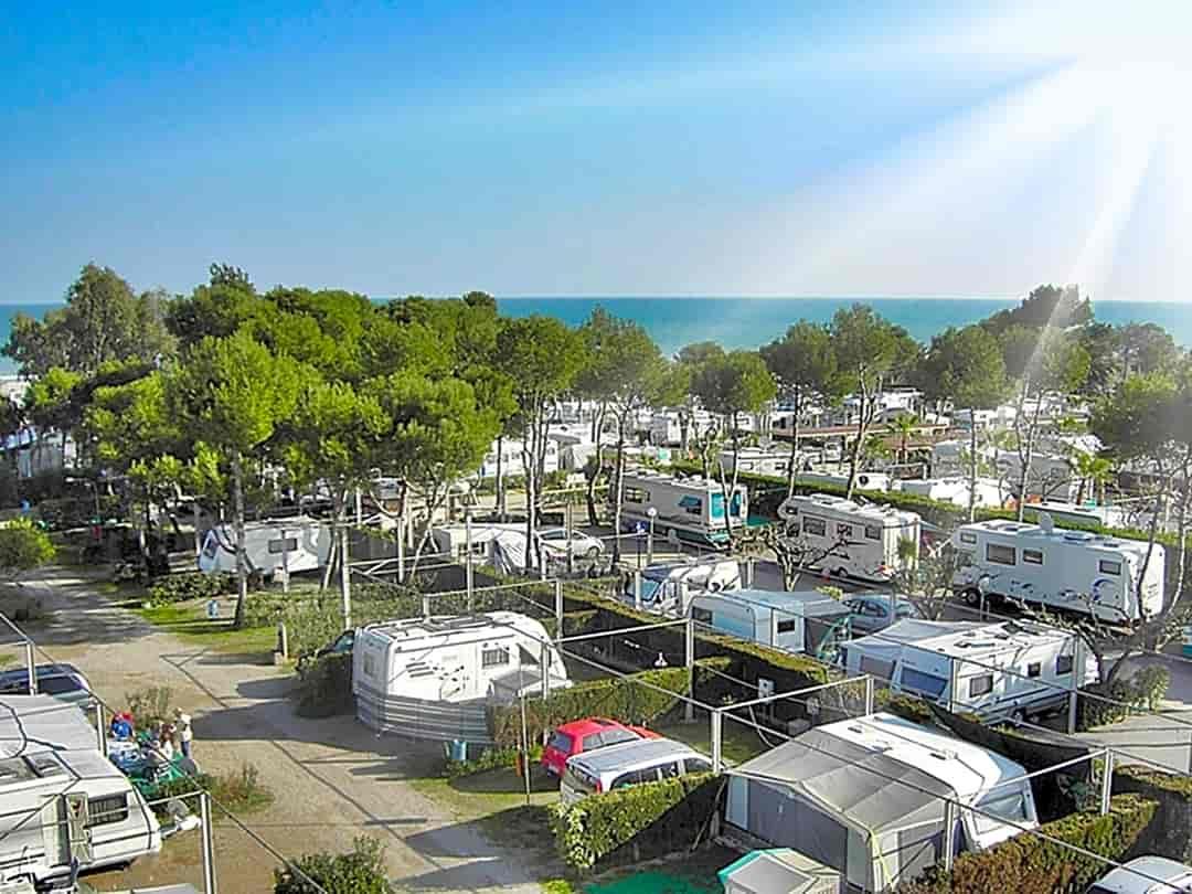 Camping Playa Torre La Sal Cabanes Pitchup