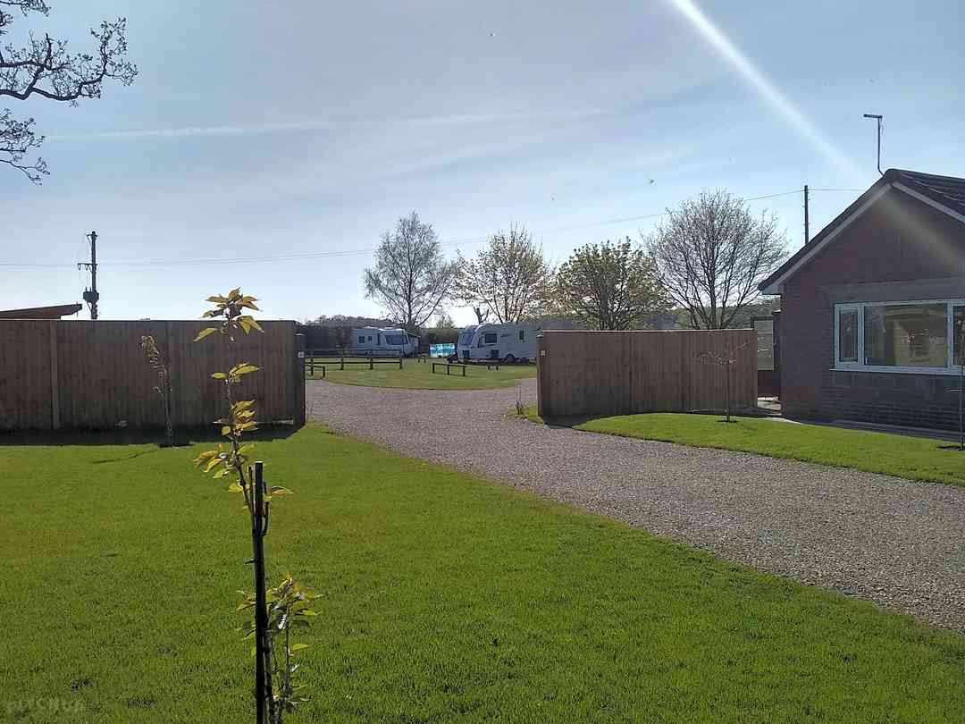 The Bungalow Caravan Site