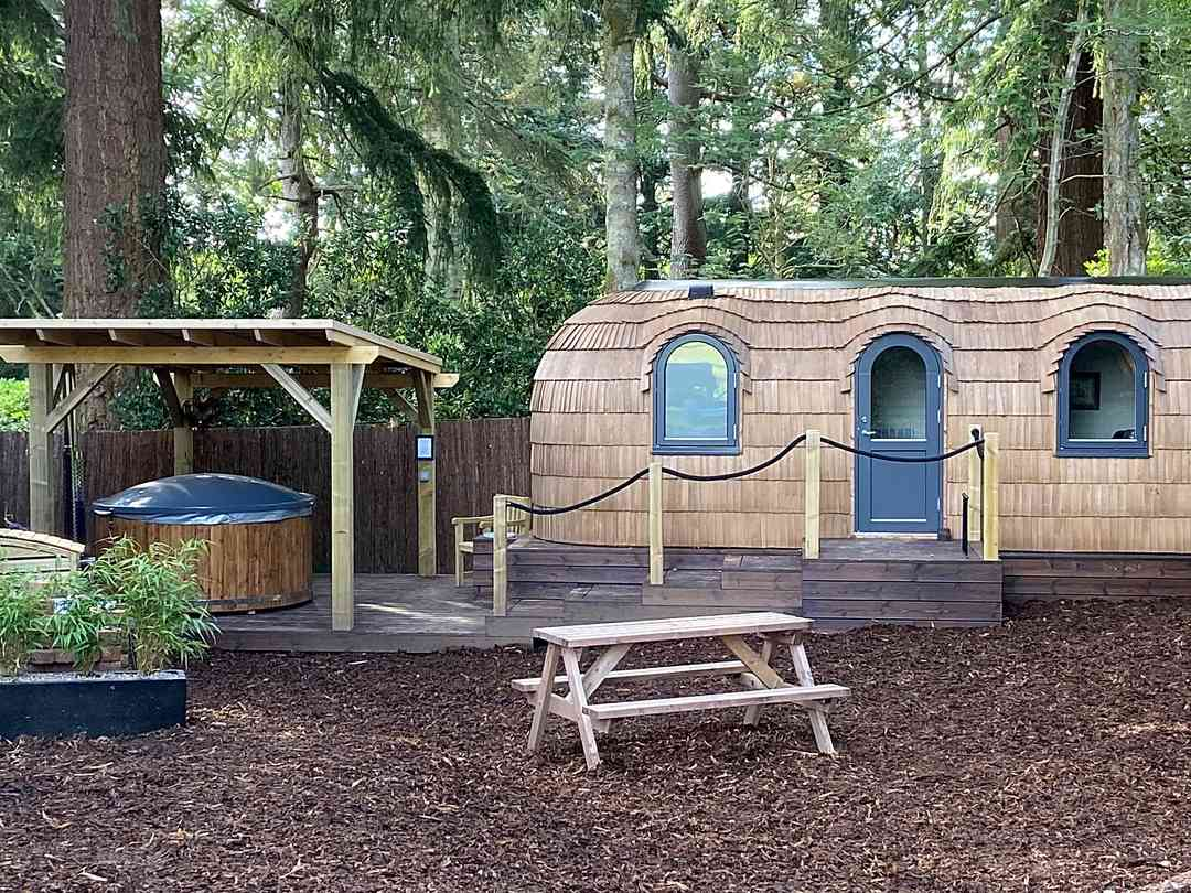 Culdees Castle Glamping