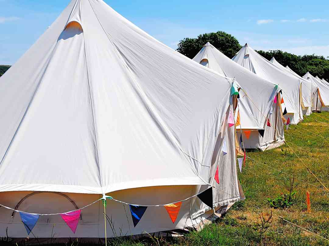 salisbury camping hire tent