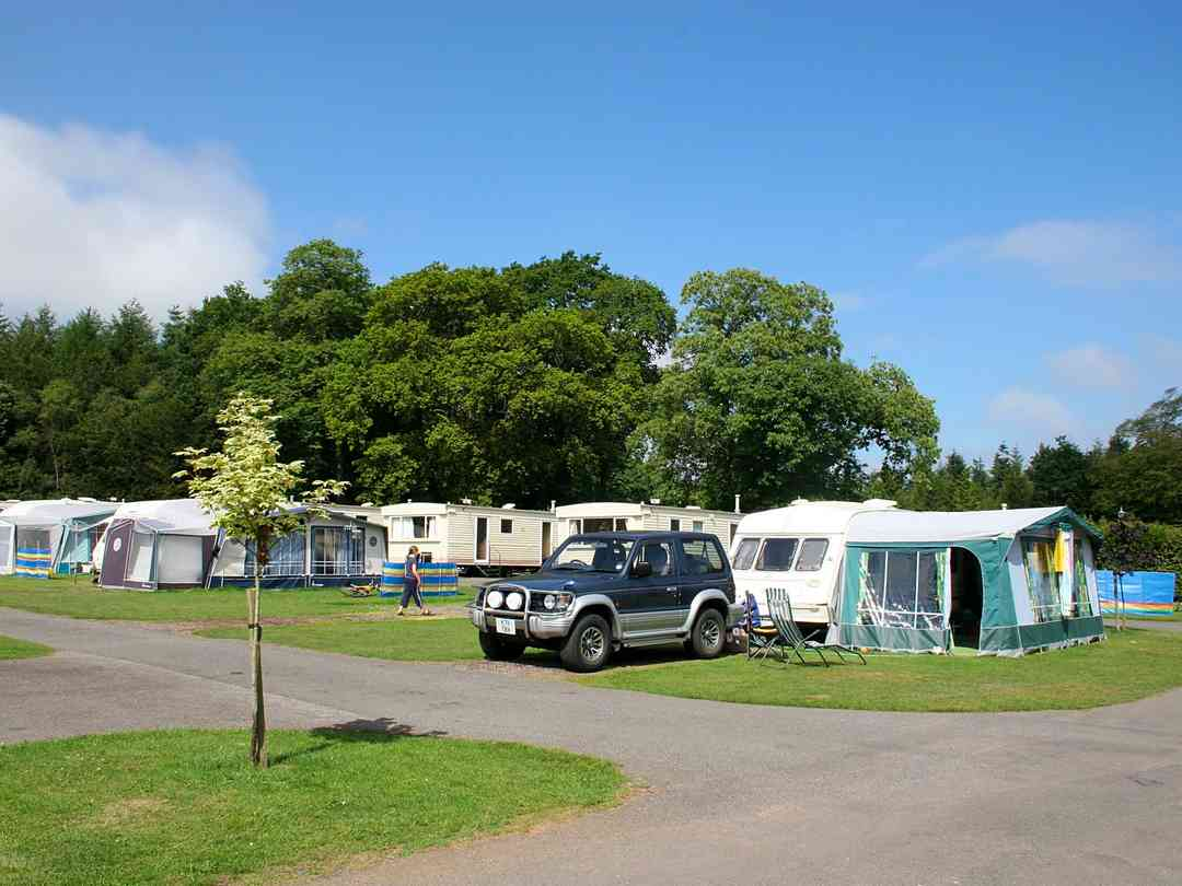 Camping - Tullamore